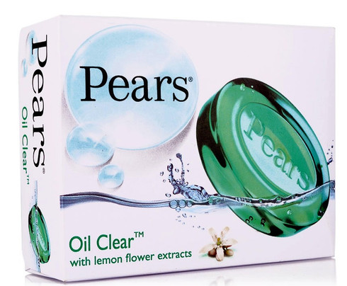 pears oil free soap