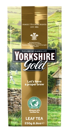 yorkshire gold loose leaf tea