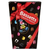 Bassetts Liquorice Allsorts Carton