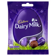 Cadbury Dairy Milk Mini Eggs 93g bag