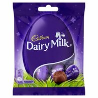 Cadbury Dairy Milk Mini Eggs 93g bag