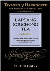 Taylors Lapsang Souchong 50 tea bags