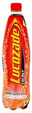 Lucozade Energy Drink Original 1tr