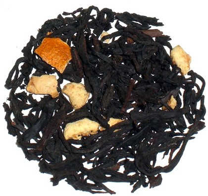 orange spice teas