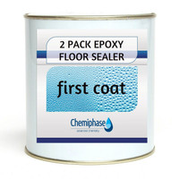 2 Pack Epoxy Floor Sealer (First Coat) - 5 Litres