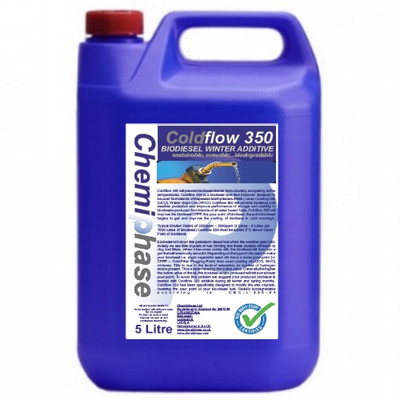Biodiesel Winter Additive, Biodiesel CFPP Improver - Coldflow 350