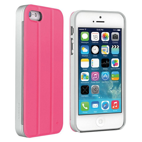 Logitech case+tilt for iPhone 5 and iPhone 5s pink (Free Delivery)