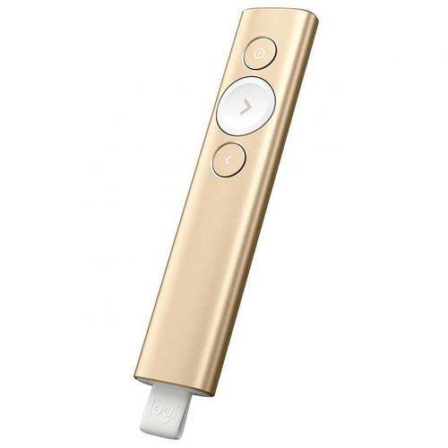 Logitech Spotlight Advanced Presentation Remote (Gold)