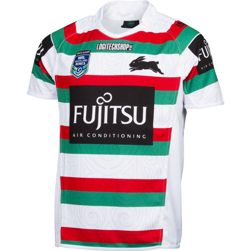 Rabbitohs 2015 Men's (XSmall) Auckland 9's Jersey