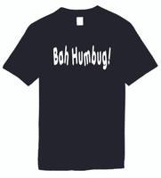 Bah Humbug! Funny T-Shirts Humorous Novelty Tees