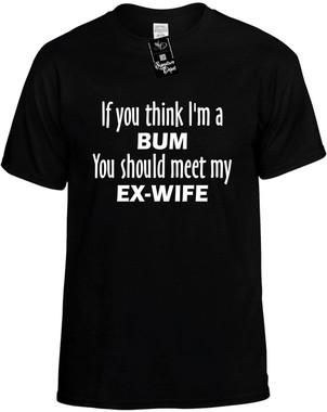 I hate my wife shirt i hate my ex wife tee divorce t-shirt