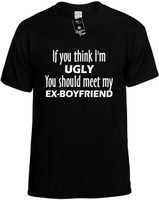 I hate my ex girfriend boyfriend friend tee wife husband tee shirt divorce t-shirt