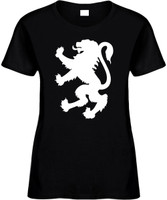 LION (standing) Novelty T-Shirt