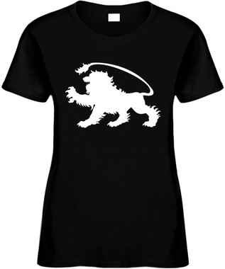 LION (animal) Novelty T-Shirt