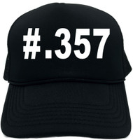 #357 (Hashtag Tee Shirt) Novelty Foam Trucker Hat