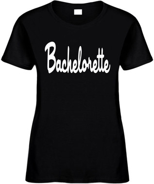 Bachelorette Wedding Party Bachelorette Party Bridal Novelty Tee Shirt