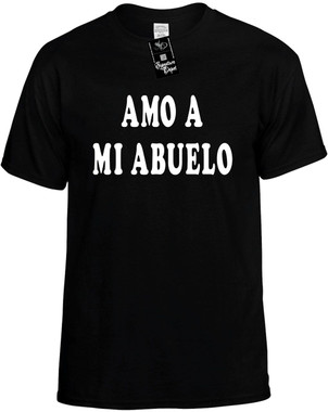 spanish language funny family tee shirts aprons t-shirts crewneck sweatshirts toddler rompers baby onesies hoodies long shirt sleeve