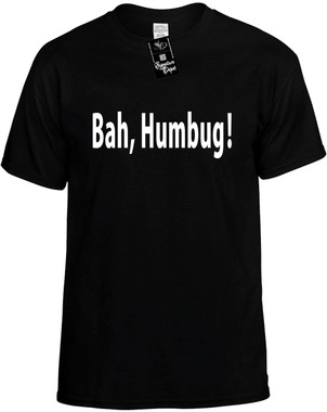 merry christmas merry xmas season greetings santa clause happy holidays bah humbug new years shirt