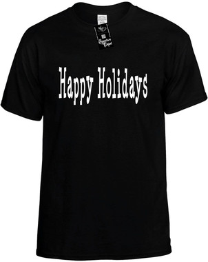 merry christmas merry xmas season greetings santa clause happy holidays bah humbug new years shirt