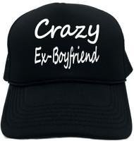 Crazy Ex-Boyfriend Novelty Foam Trucker Hat