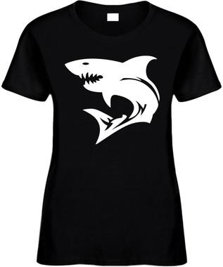 SHARK (fishing) Novelty T-Shirts