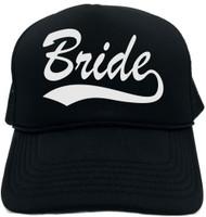 Bride (Baseball Font) Novelty Foam Trucker Hat