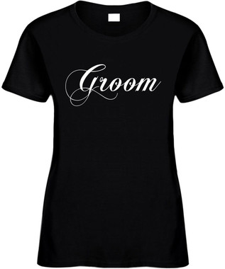 Groom Bridal Party Wedding Planning Engagement Grooms Bachelor Party Novelty Tee Shirts