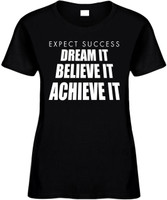 EXPECT SUCCESS Novelty T-Shirt