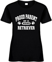 Proud Parent of a German Shepherds Novelty T-Shirt