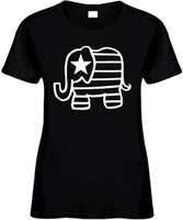 Republican Elephant Elections 2016 Novelty T-Shirts
