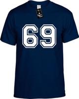 69 Funny T-Shirts Youth Novelty Tees