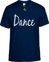 Dance Funny T-Shirts Youth Novelty Tees