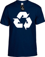 Recycle Funny T-Shirts Youth Novelty Tees