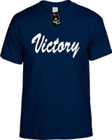 Victory Funny T-Shirts Youth Novelty Tees