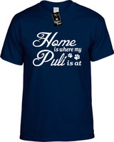 Home is where my Puli is at Youth Novelty T-Shirt