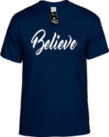Believe Youth Novelty T-Shirt