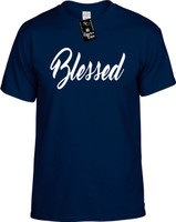 Blessed (new font) Youth Novelty T-Shirt