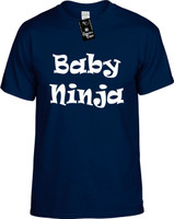 Baby Ninja Youth Novelty T-Shirt