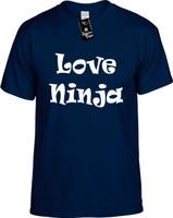 Love Ninja Youth Novelty T-Shirt