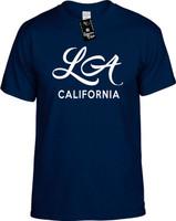 LA California (city state) Youth Novelty T-Shirt