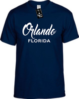 Orlando Florida (city state) Youth Novelty T-Shirt