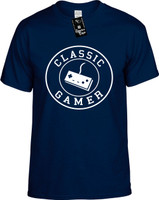 CLASSIC GAMER (CIRCLE) with remote gaming Youth Novelty T-Shirt