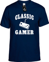 CLASSIC GAMER (old school) gamiing Youth Novelty T-Shirt