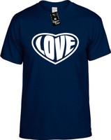Love (Heart) Youth Novelty T-Shirt