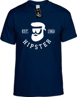 HIPSTER EST 1962 Youth Novelty T-Shirt