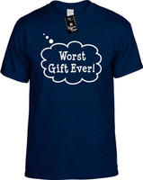 Worst Gift Ever Call Out (Chistmas Holiday Xmas Theme) Youth Novelty T-Shirt
