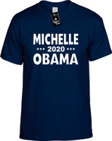 Michelle 2020 Obama (President 46) Youth Novelty T-Shirt