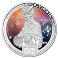 Niue 2014 $1 Doctor Who Monsters - Silurians 1/2oz Silver Proof