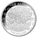 2015 $5 Gallipoli Landing 100th Anniversary 1oz Silver Proof