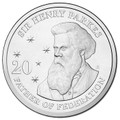 2015 20c Sir Henry Parkes 200th Anniversary Unc